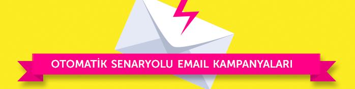 DirectIQ senaryolu ve otomatik email kampanyaları özelliğini başlattı